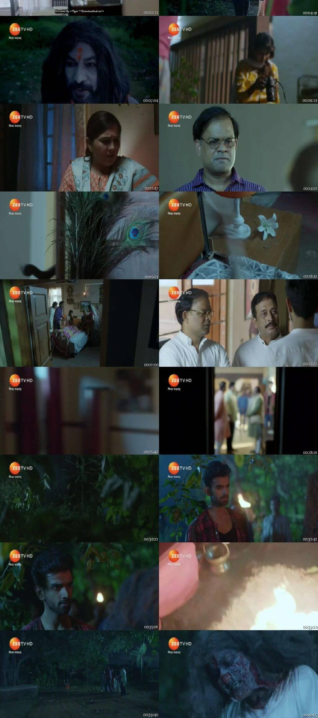 Screenshots Of Hindi Show Fear Files 2018 Episode 120 300MB 480P HD