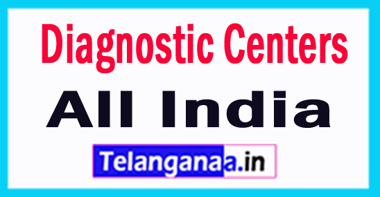Diagnostic Centers in India