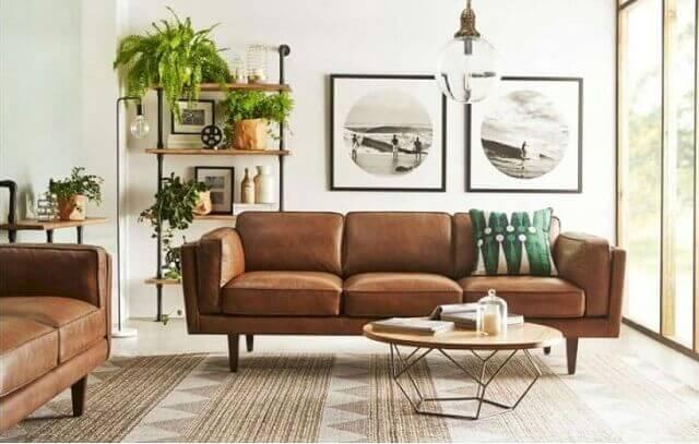 2018 küçük salon dekorasyonu fikirleri