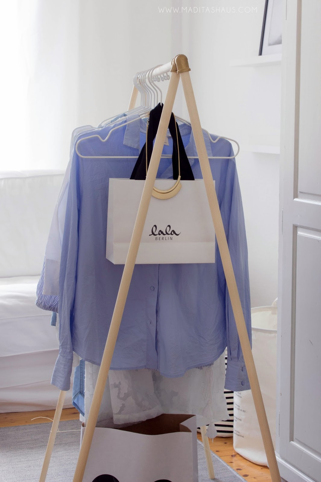 Garderobenstander Selber Bauen Kleiderstander Holz Jamgo Co