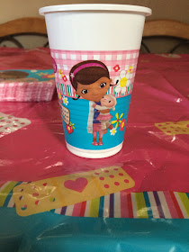 plastic party cup