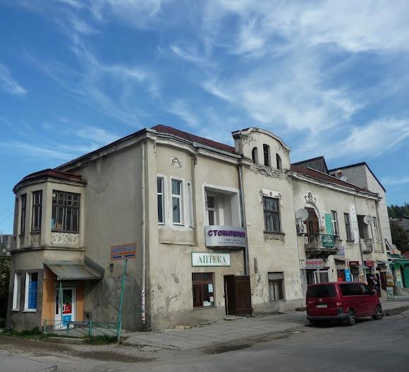 Турка. Будівля 1923 року