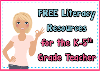Language Arts Freebie