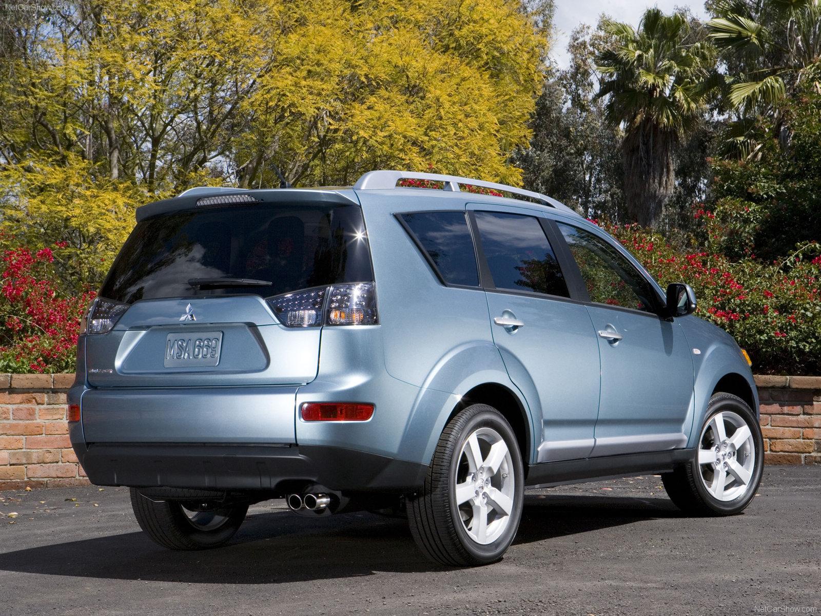 Mitsubishi outlander 2007 problems
