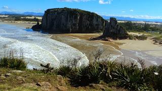 Praia da Guarita e Morro da Guarita, Torres