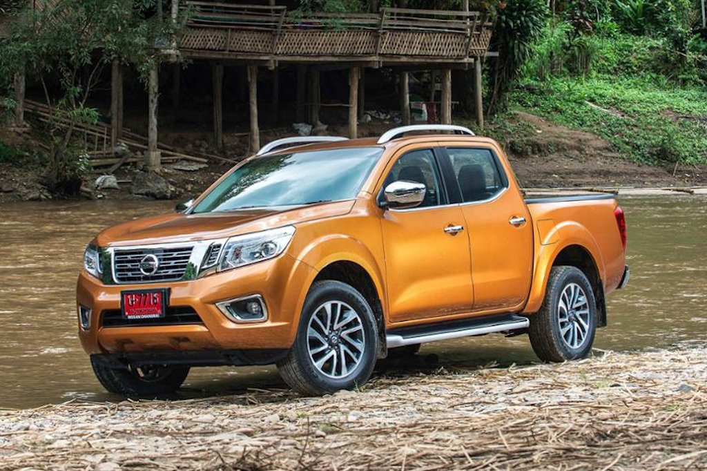 Nissan NP300 Navara Wins International Pick-Up Crown