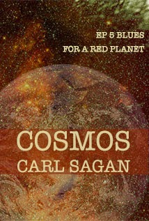 Carl Sagan: Blues for a Red Planet cover