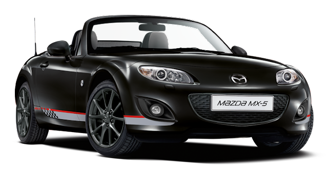 Roadster Blog: Mazda MX-5 Kuro