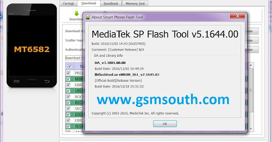 SP Flash Tool Advanced Mode Solution and Latest Official v5.1728 Download