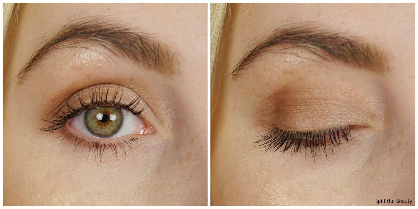MAC Nutcracker Sweet Smoky Eye Compact eye shadow x 9 review swatches look
