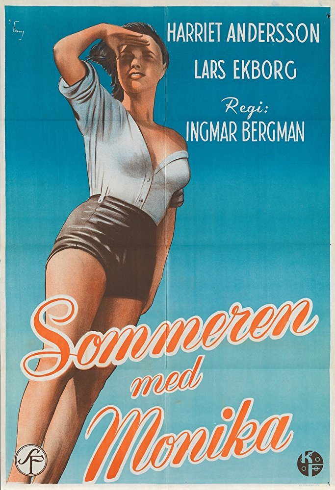 Summer with Monika (1953)