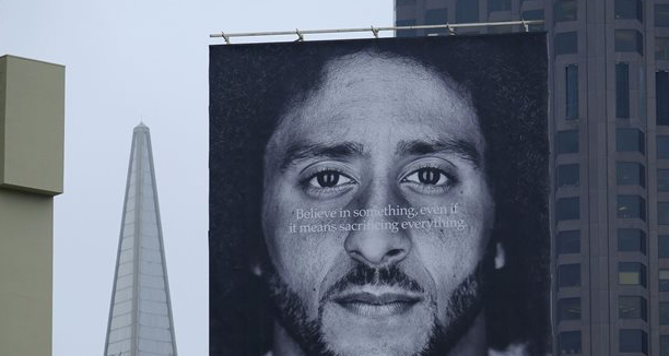 Just Stand: While Nike Gives America The Finger, One Veteran-Run Company Is Producing Anti-Kaepernick Gear