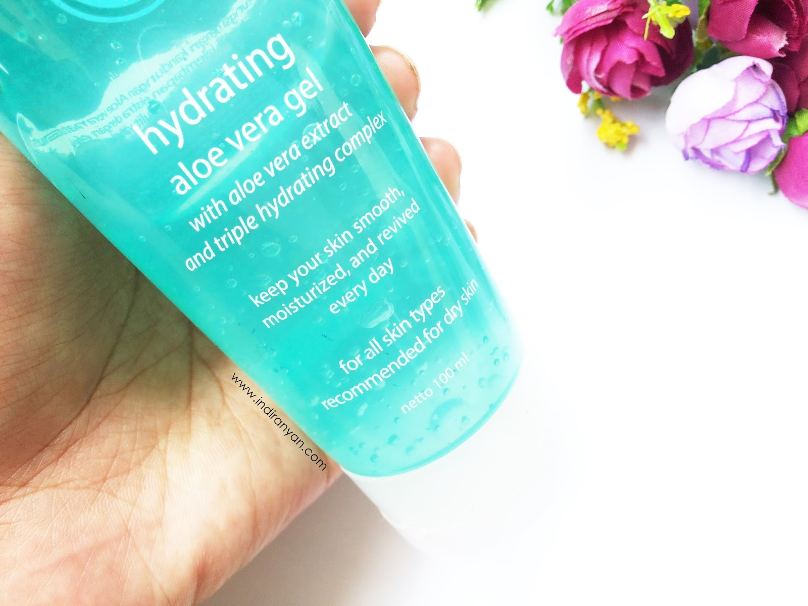 [REVIEW] Wardah Hydrating Aloe Vera Gel
