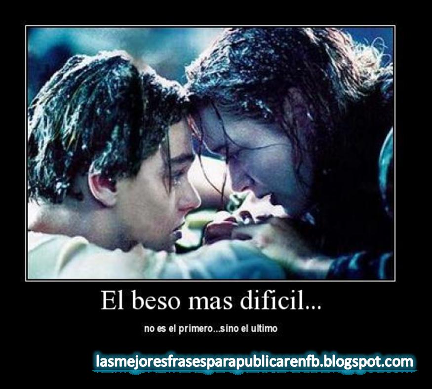 Imagenes De Amor Y Besos Con Frases
