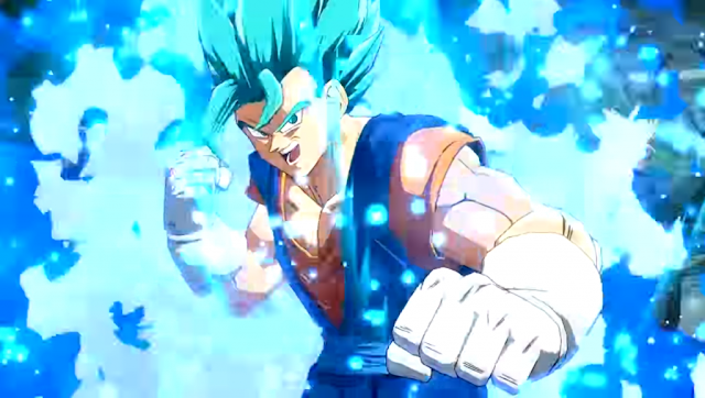 Vegetto Dragon Ball FIghterZ