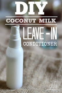 Homemade Leave-In Conditioner