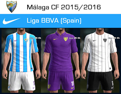 PES 2013 Málaga CF 2015/2016 GDB update 2 by Dark Shimy