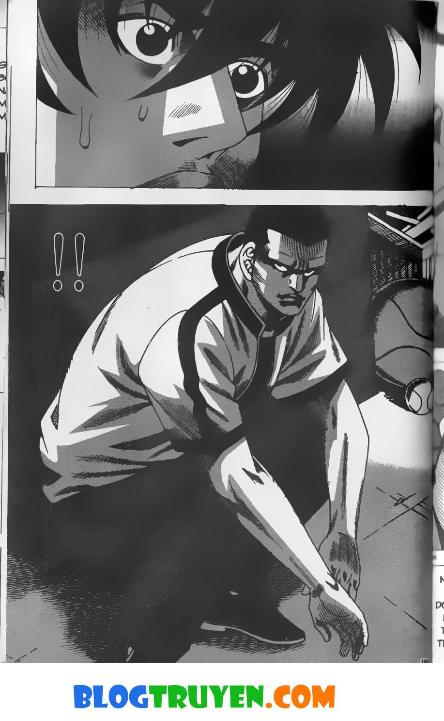 Bitagi - Anh chàng ngổ ngáo chap 244 trang 20