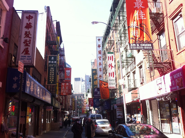 Pell Street Joe's Shanghai