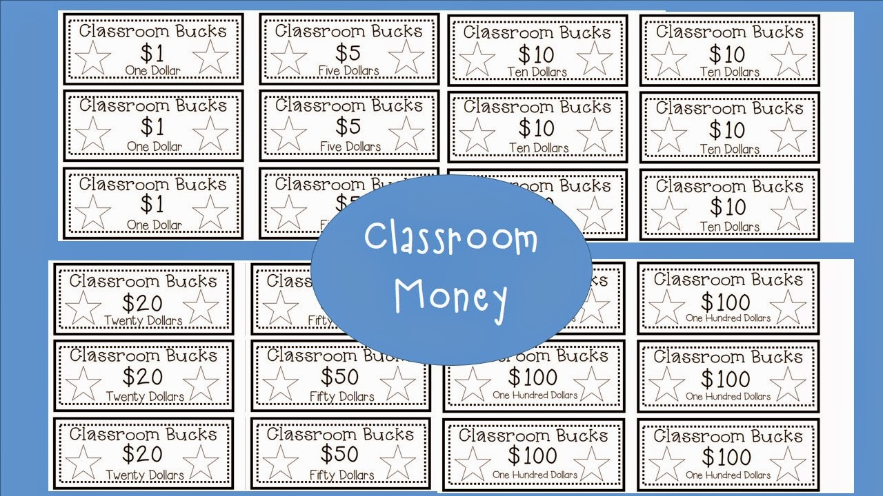 The 4th grade journey two for tuesday 50 off sale for Classroom bucks template