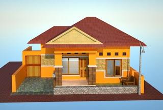 Rumah Simple Namun Minimalis