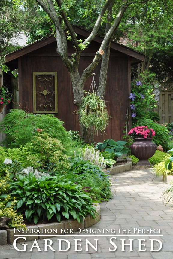 Three Dogs in a Garden Garden Sheds Everything from