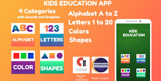 CodeCanyon - Kids Education App v1.0