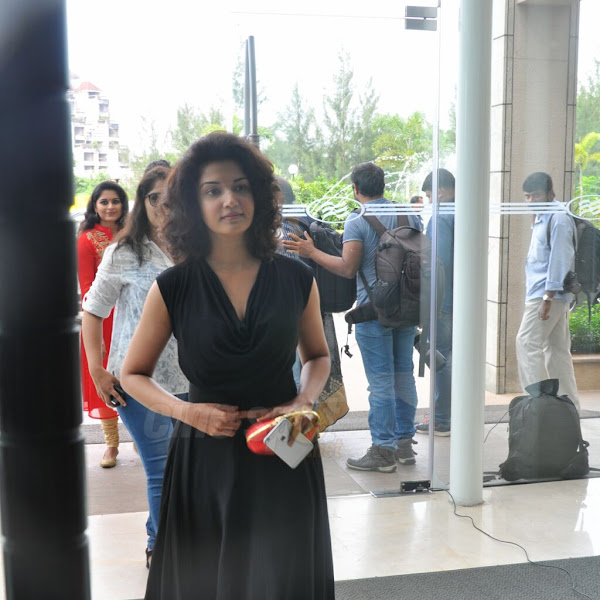 Honey Rose latest photos from AMMA general body meeting 2016