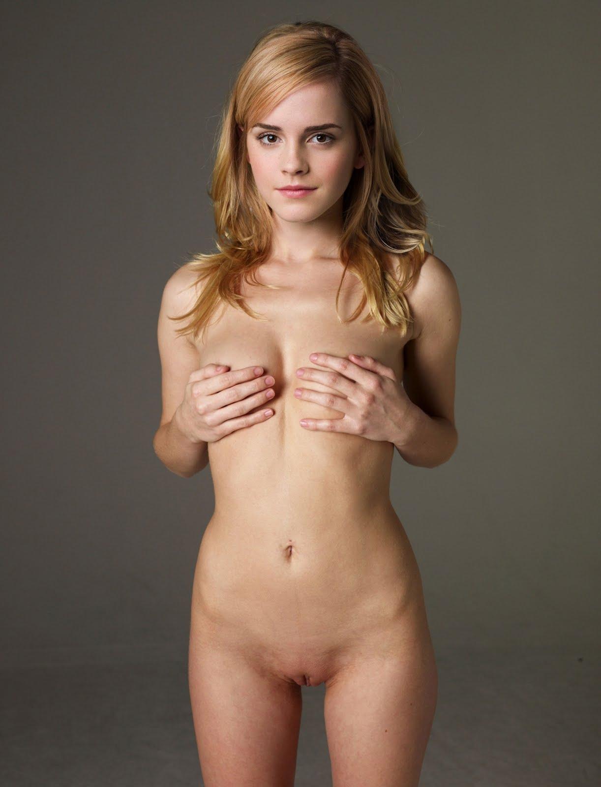Emma Watson Semi Nude Pictures