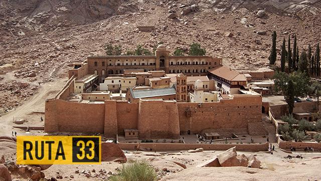 El Monasterio de Santa Catalina | Egipto