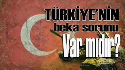 Türkiye'nin bir beka sorunu var mıdır?