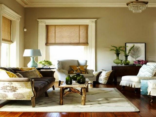Neutral Interior Paint Color Ideas