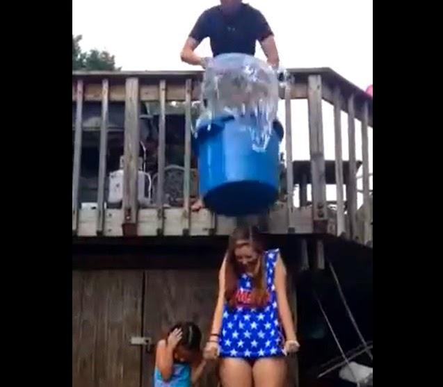 Fail bucket challenge