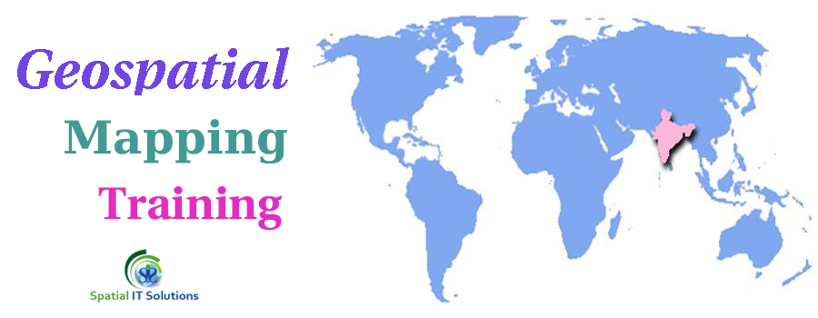 Geospatial Consulting Services: GIS Training