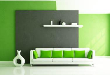 design : wohnzimmer gestalten grün ~ inspirierende bilder von, Deko ideen