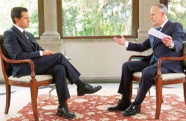 Con Obrador, México se parecerá más a Venezuela, tendrá sangre y pobreza: Peña Nieto.