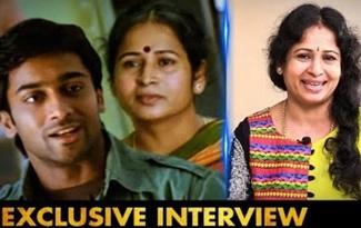Actress Anjali Devi Interview | Ayan Movie|Mouna Ragam Serial