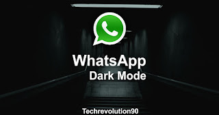 Whatsapp Bisa Mengunakan Dark Theme Versi Terbaru Update Maret 2020