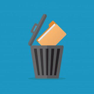 كيفية حذف الملفات و المجلدات المستعصية الغير قابلة للحذف الحلقة (51)