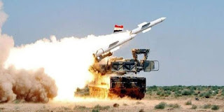 Syrias's Air Defense