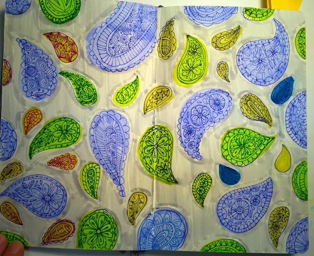 Kieren Dutcher, Sketchbook, Sketchbook Conversations, Sketchbooks, My Giant Strawberry