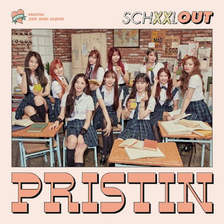 Lirik Lagu PRISTIN - WE LIKE Lyrics