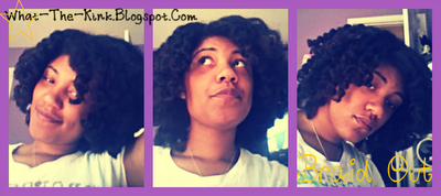 How to Refresh a Braid Out