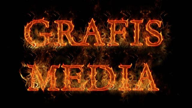cara menciptakan imbas teks api dengan photoshop Cara Membuat Efek Teks Api Dengan Photoshop