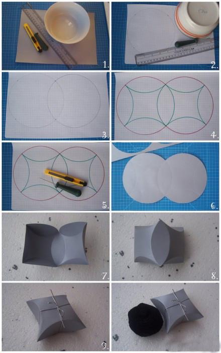 Como hacer tu Caja de Regalo