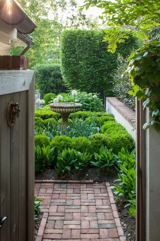 also its important to keep in mind that good garden maintenance is key and that without it you cannot hope to landscape and nurture your garden - Garden Design Trends 2016