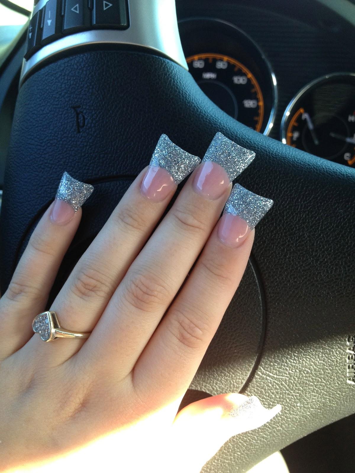 Terribly Haute Beauty Flare Nails