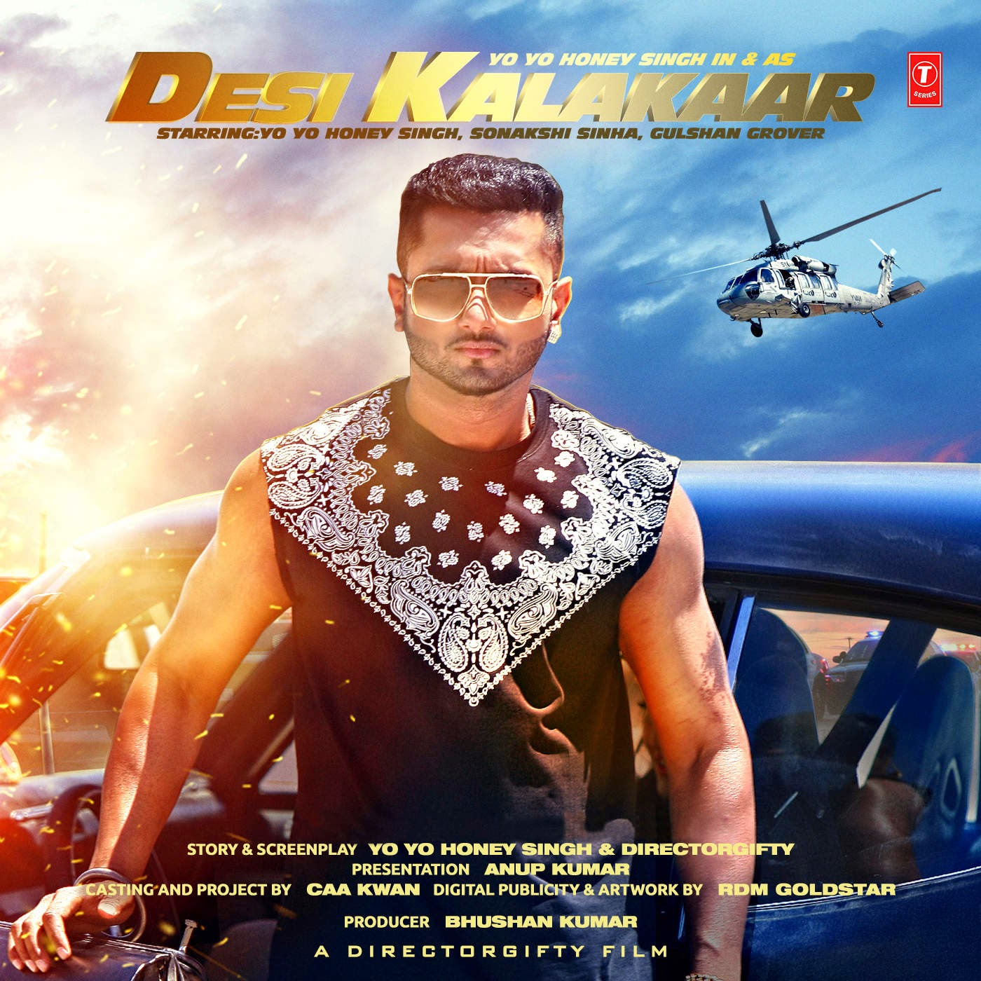 Chahunga Main Tujhe Hardam Albums Name: Yaar Mera Desi Kalakaar Lyrics