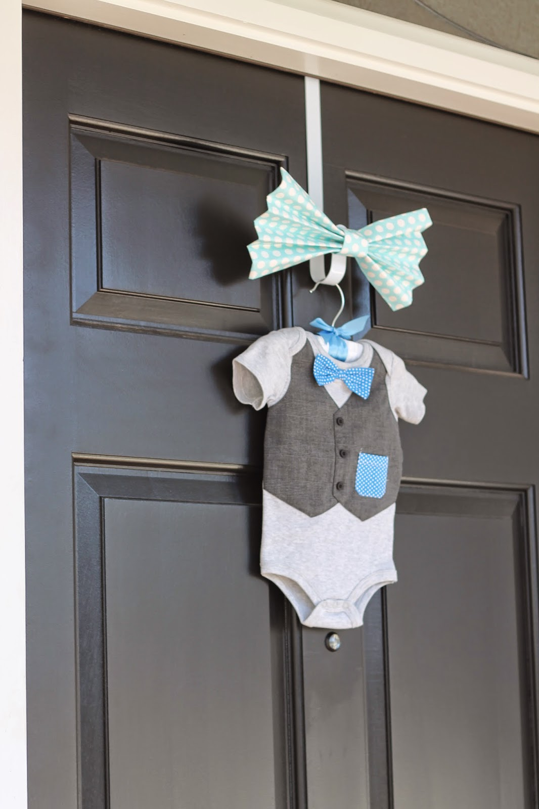 Baby Boy Bow Tie Shower