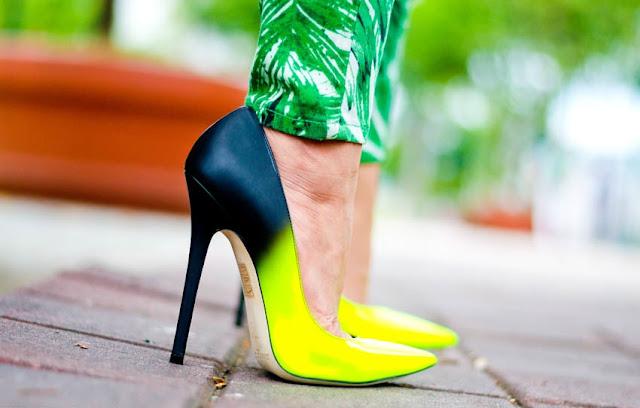 Colección de zapatos Primavera-Verano
